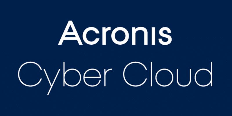 Acronis Cybercloud